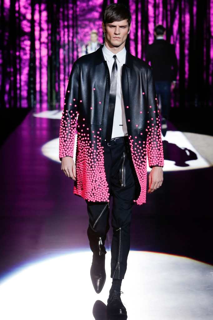 462a2934c4d My First Menswear Fashion Week With Tristan Tymen - Elite Model Look