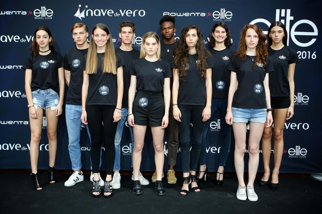 Casting Nave De Vero 14 Giugno 2016 - Elite Model Look