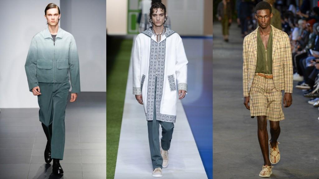 Stars Of Elite Model Look At Milan Men's Fashion Week Spring Summer 2017 - Elite Model Look