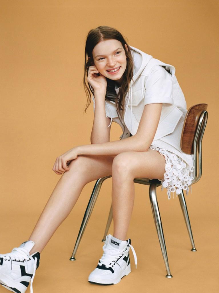 Model To Know: Eva Klimkova